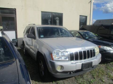 2005 Jeep Grand Cherokee for sale at Lynch's Auto - Cycle - Truck Center in Brockton MA