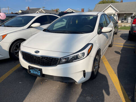 2018 Kia Forte for sale at Ideal Cars in Hamilton OH