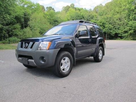 2006 Nissan Xterra for sale at Best Import Auto Sales Inc. in Raleigh NC