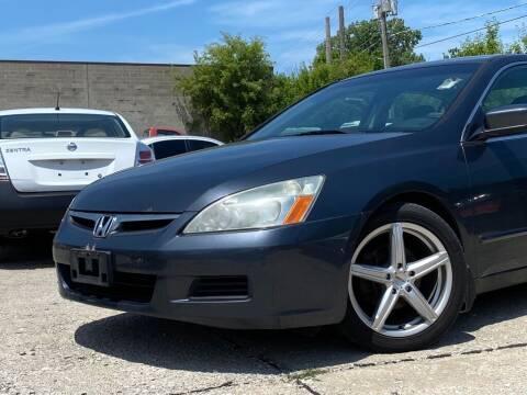 2007 Honda Accord for sale at Elmwood Park Auto Haus in Elmwood Park IL