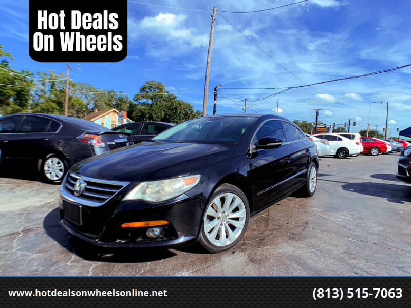 2010 Volkswagen CC for sale at Hot Deals On Wheels in Tampa FL