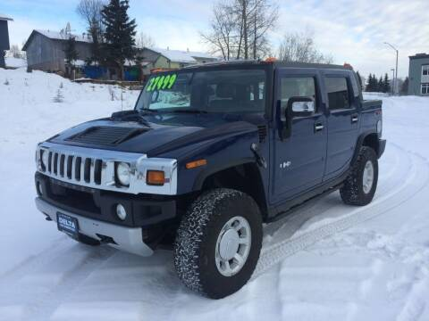 2008 HUMMER H2 SUT for sale at Delta Car Connection LLC in Anchorage AK