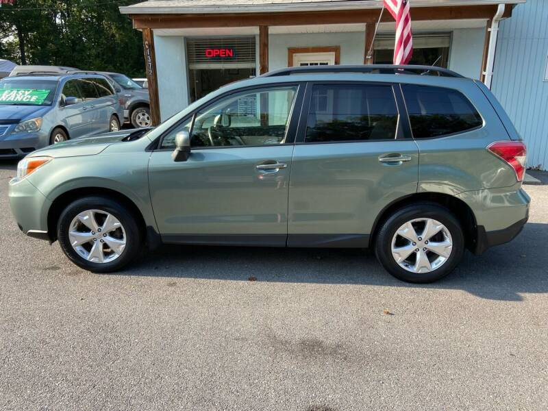 2014 Subaru Forester for sale at Elite Auto Sales Inc in Front Royal VA