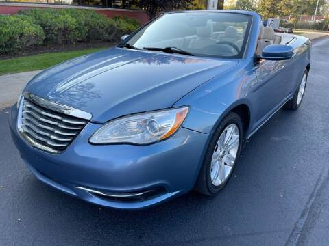 2011 Chrysler 200 Convertible for sale at Northeast Auto Sale in Wickliffe OH
