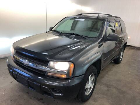 2006 Chevrolet TrailBlazer for sale at Doug Dawson Motor Sales in Mount Sterling KY