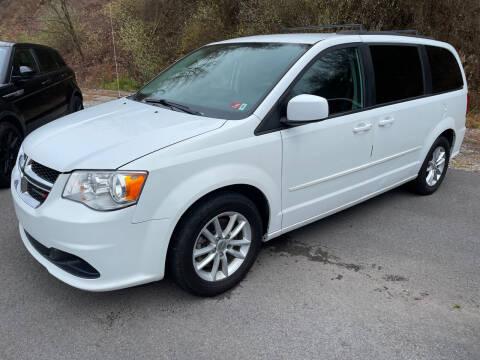 2015 Dodge Grand Caravan for sale at Turner's Inc in Weston WV