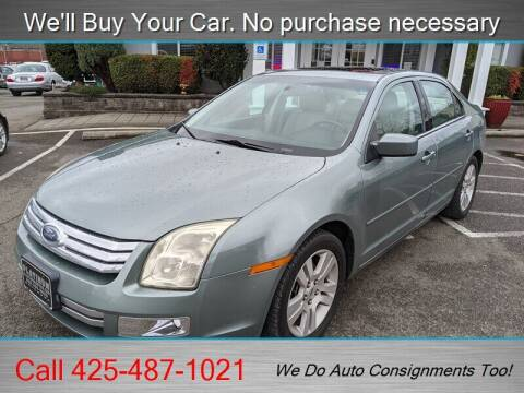 2006 Ford Fusion for sale at Platinum Autos in Woodinville WA