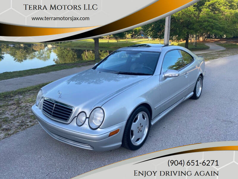 2001 Mercedes-Benz CLK for sale at Terra Motors LLC in Jacksonville FL