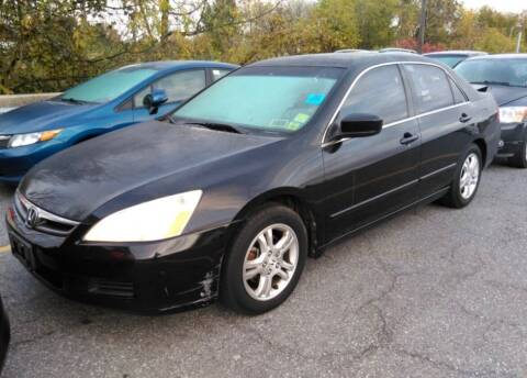 2009 Honda Accord for sale at GORDON'S ELITE 2 in Aberdeen MD