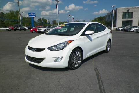 2013 Hyundai Elantra for sale at Paniagua Auto Mall in Dalton GA