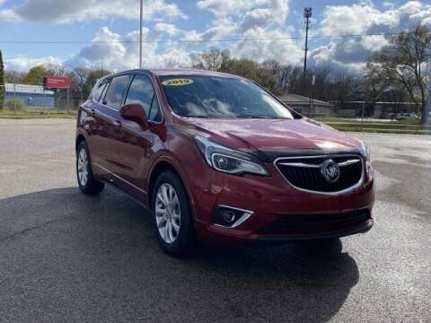 2019 Buick Envision for sale at Betten Baker Preowned Center in Twin Lake MI