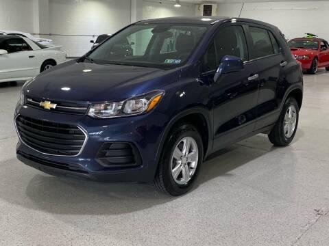 2018 Chevrolet Trax for sale at Hamilton Automotive in North Huntingdon PA