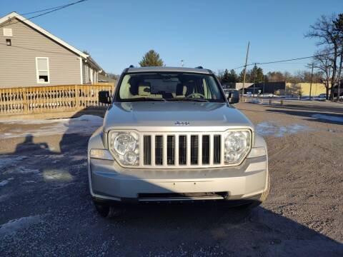 2008 Jeep Liberty for sale at Hilltop Auto in Prescott MI