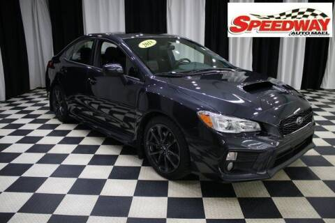 2018 Subaru WRX for sale at SPEEDWAY AUTO MALL INC in Machesney Park IL