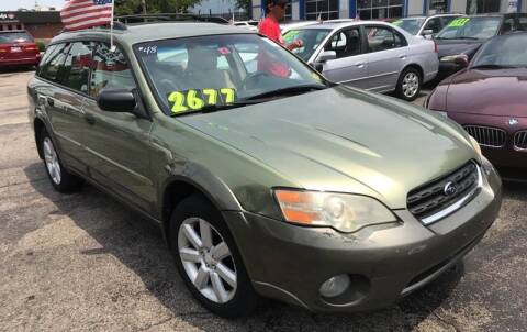 2006 Subaru Outback for sale at Klein on Vine in Cincinnati OH