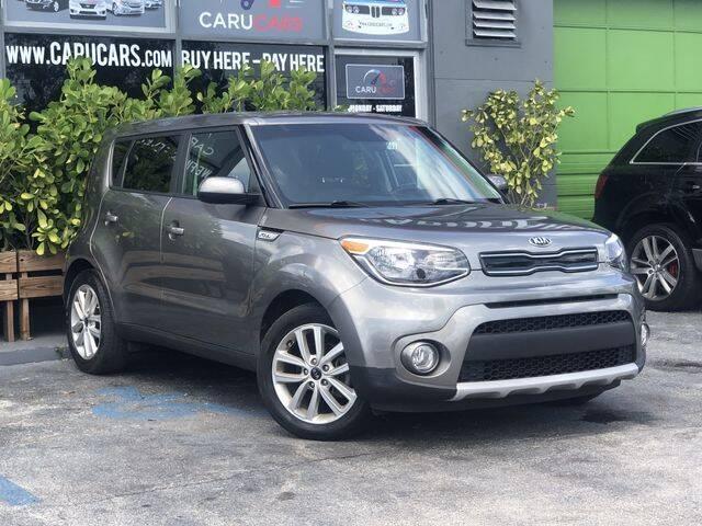 2019 Kia Soul for sale at CARUCARS LLC in Miami FL