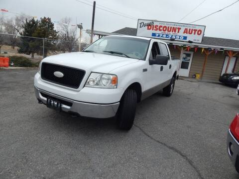 2006 Ford F-150 for sale at Dave's discount auto sales Inc in Clearfield UT