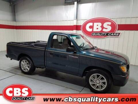 1996 Toyota Tacoma for sale at CBS Quality Cars in Durham NC