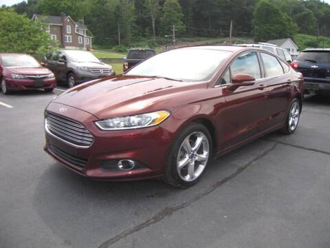 2016 Ford Fusion for sale at 1-2-3 AUTO SALES, LLC in Branchville NJ