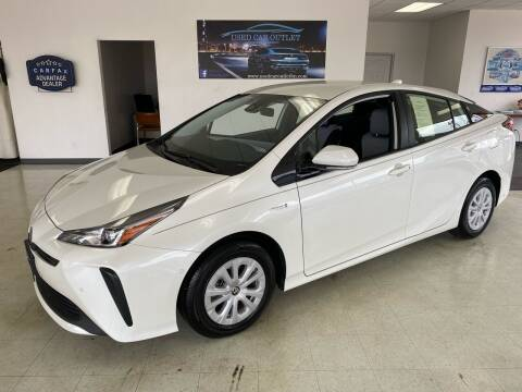 2020 Toyota Prius for sale at Used Car Outlet in Bloomington IL