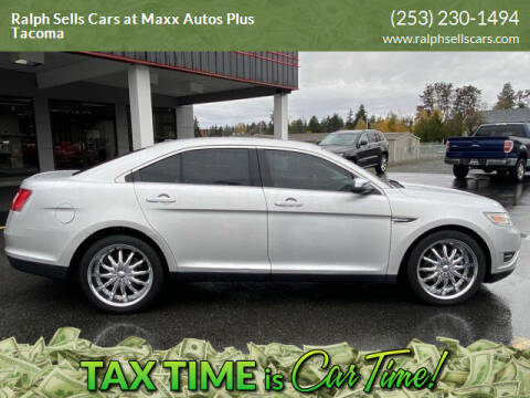 2010 Ford Taurus for sale at Ralph Sells Cars at Maxx Autos Plus Tacoma in Tacoma WA