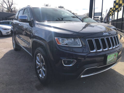 2014 Jeep Grand Cherokee for sale at Champs Auto Sales in Detroit MI