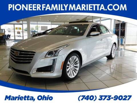 2019 Cadillac CTS for sale at Pioneer Family preowned autos in Williamstown WV