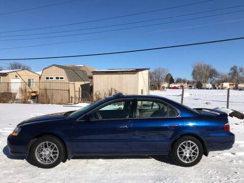 2003 Acura TL for sale at 3-B Auto Sales in Aurora CO