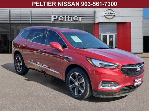 2020 Buick Enclave for sale at TEX TYLER Autos Cars Trucks SUV Sales in Tyler TX