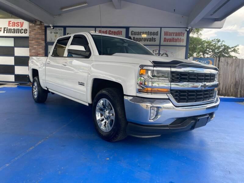 2016 Chevrolet Silverado 1500 for sale at ELITE AUTO WORLD in Fort Lauderdale FL