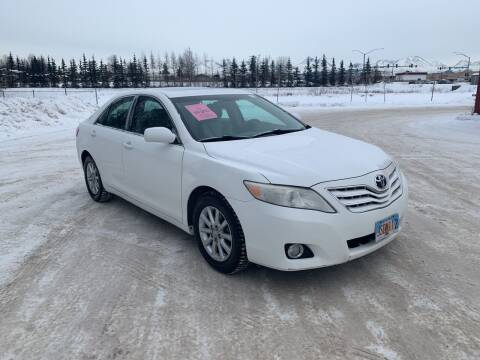 2011 Toyota Camry for sale at Freedom Auto Sales in Anchorage AK