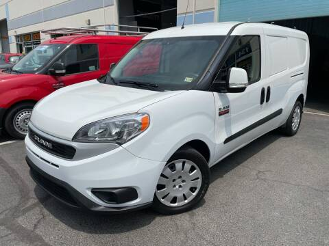 2019 RAM ProMaster City Cargo for sale at Best Auto Group in Chantilly VA