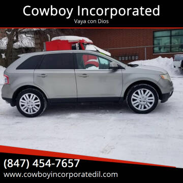 2008 Ford Edge for sale at Cowboy Incorporated in Waukegan IL