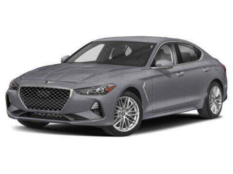 2019 Genesis G70 for sale at Jeremy Sells Hyundai in Edmunds WA
