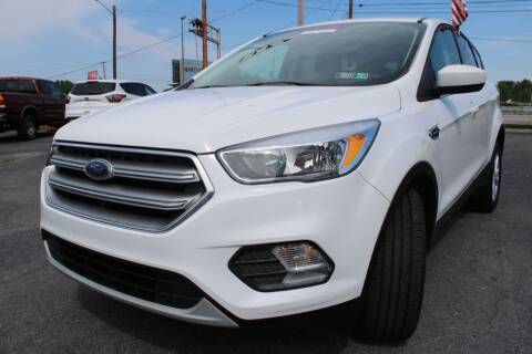 2017 Ford Escape for sale at Clear Choice Auto Sales in Mechanicsburg PA
