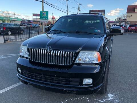 2006 Lincoln Navigator for sale at MAGIC AUTO SALES in Little Ferry NJ