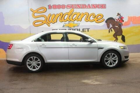 2013 Ford Taurus for sale at Sundance Chevrolet in Grand Ledge MI
