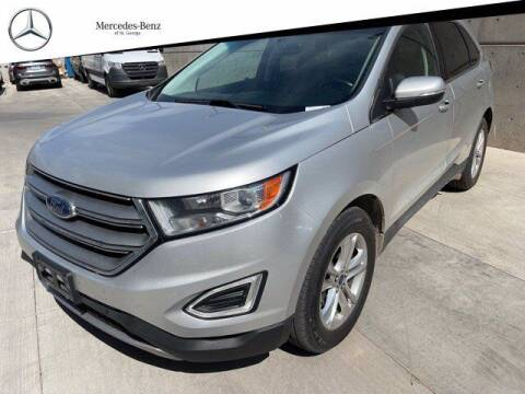2015 Ford Edge for sale at Stephen Wade Pre-Owned Supercenter in Saint George UT