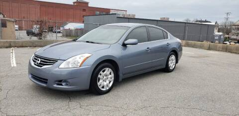2011 Nissan Altima for sale at iDrive in New Bedford MA