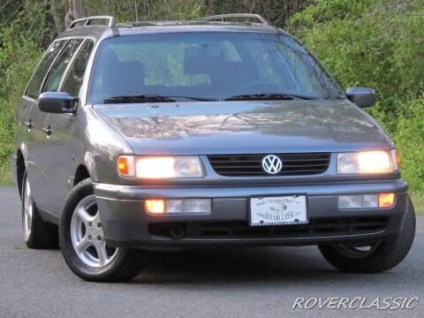 1996 Volkswagen Passat for sale at Isuzu Classic in Cream Ridge NJ