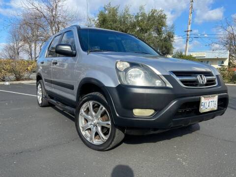 2004 Honda CR-V for sale at Chase Remarketing in Fremont CA