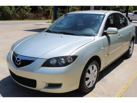 2008 Mazda MAZDA3 for sale at Inline Auto Sales in Fuquay Varina NC