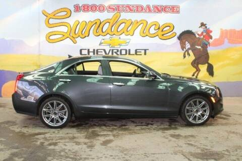 2014 Cadillac ATS for sale at Sundance Chevrolet in Grand Ledge MI