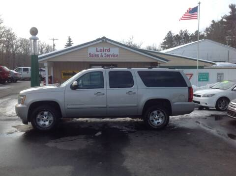 2008 Chevrolet Suburban for sale at LAIRD SALES AND SERVICE in Muskegon MI