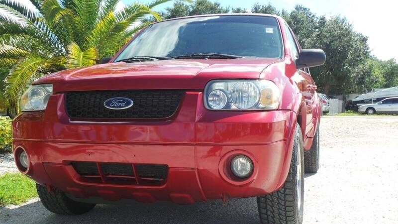 2005 Ford Escape for sale at Southwest Florida Auto in Fort Myers FL