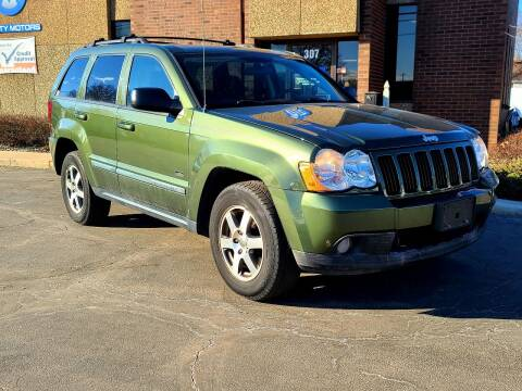 2008 Jeep Grand Cherokee for sale at Mighty Motors in Adrian MI