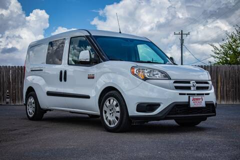 2017 RAM ProMaster City Cargo for sale at Jerrys Auto Sales in San Benito TX