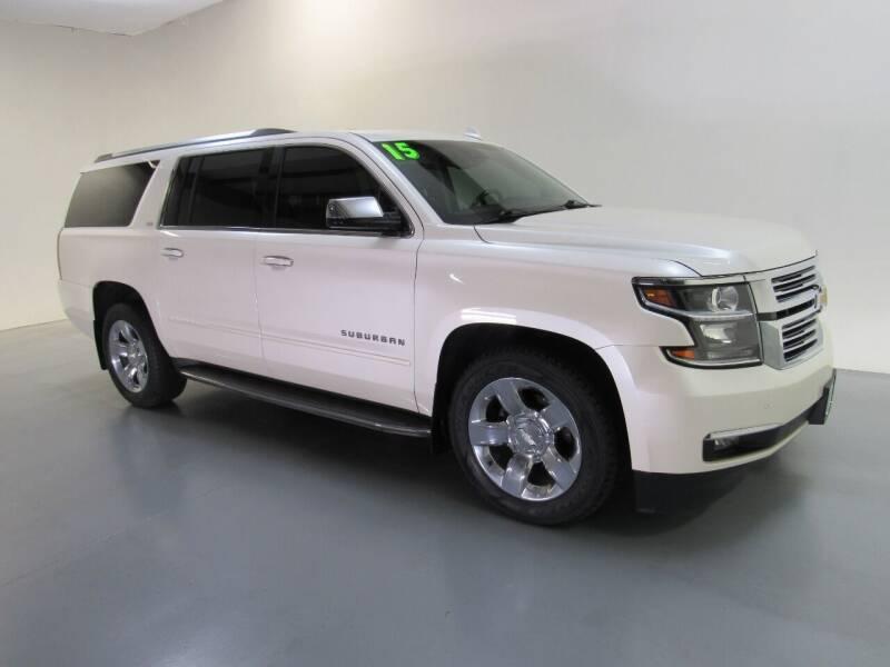 2015 Chevrolet Suburban for sale at Abilenecarsales.com in Abilene KS