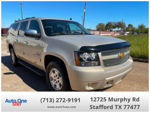2012 Chevrolet Suburban for sale at Auto One USA in Stafford TX