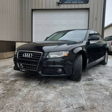 2009 Audi A4 for sale at Born Again Auto's in Sioux Falls SD